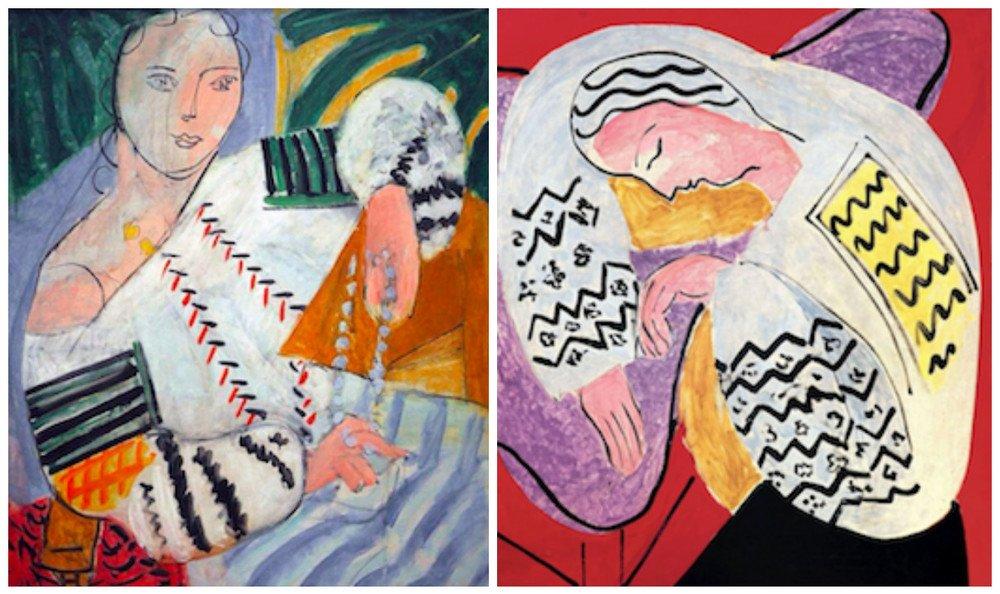 Henri Matisse - ia romaneasca