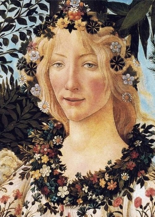 Flora - Sandro Botticelli