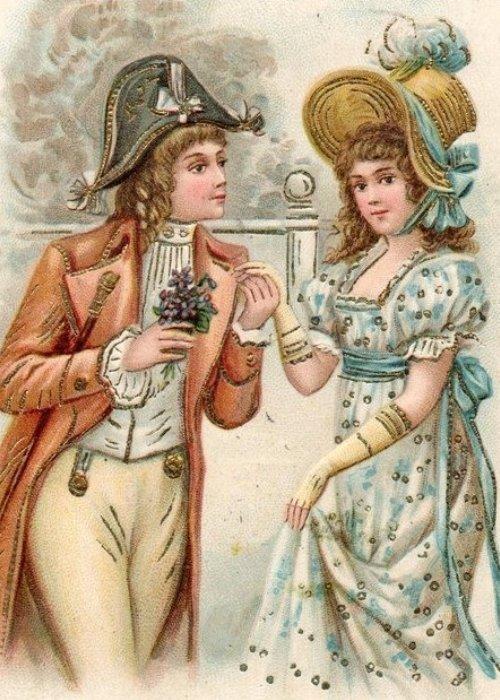 Josephine & Napoleon Bonaparte