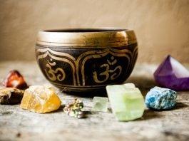 Meditatie cu cristale