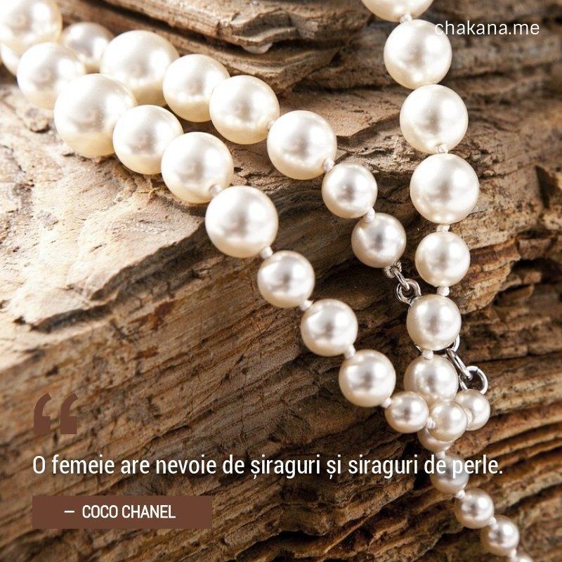 Perle - Coco Chanel