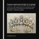 Tiara cu perle - Imparateasa Eugenie