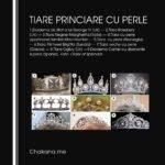Tiare princiare cu perle