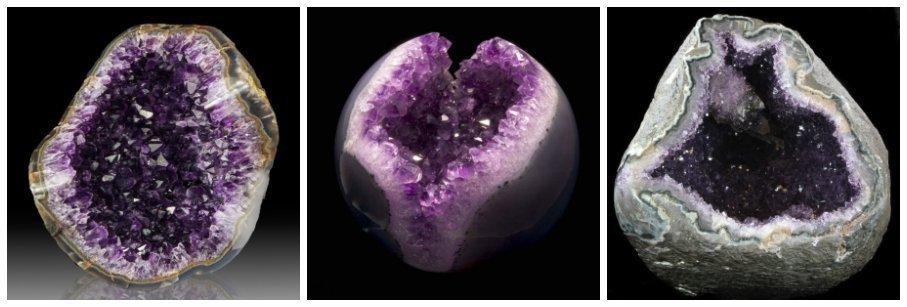 Geode de Ametist
