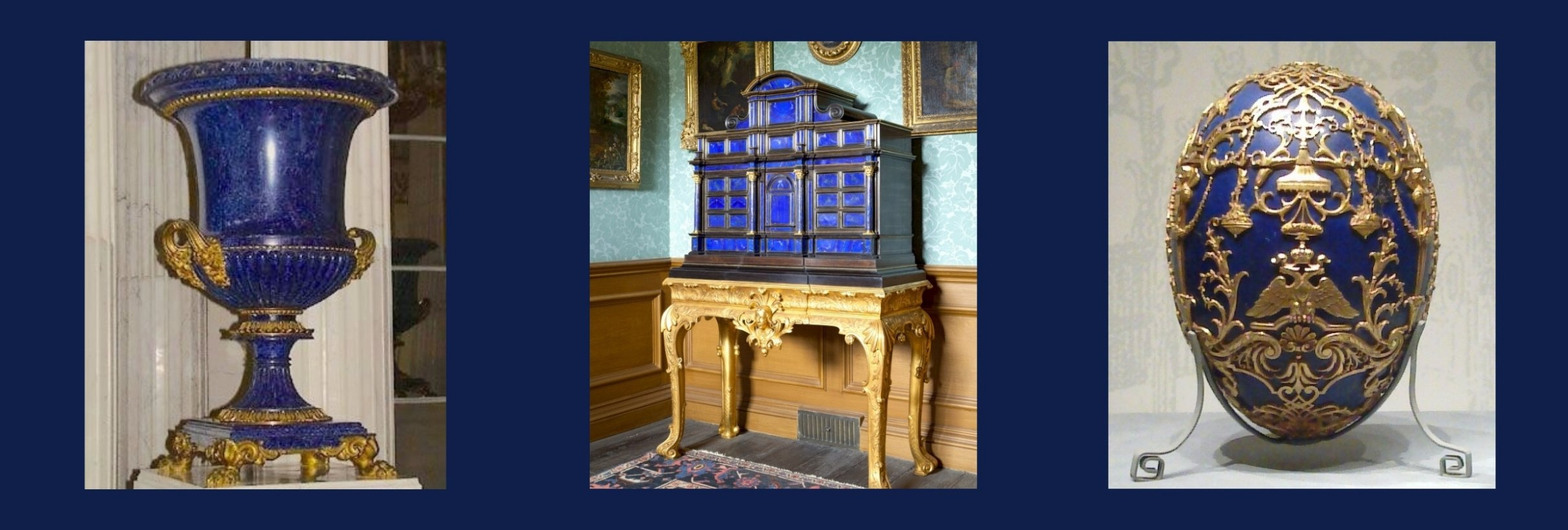 Lapis Lazuli - Rusia