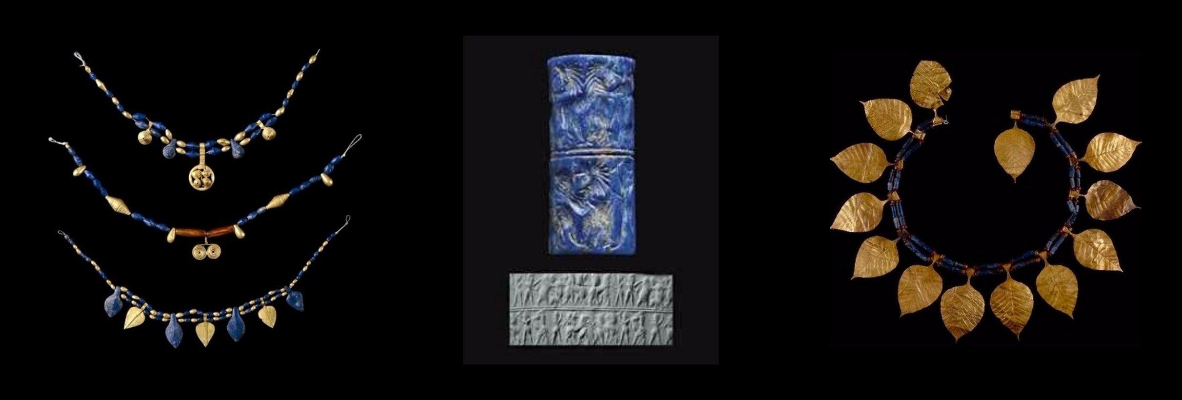 Lapis Lazuli - Sumer