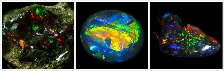 Opal Negru
