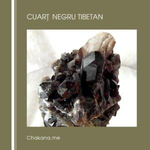 Cuarț negru tibetan