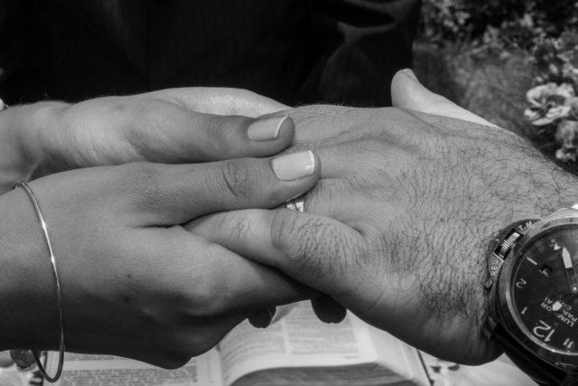 Rugăciunea soților