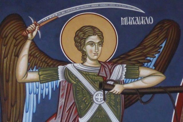 Rugăciune către Arhanghelul Mihail