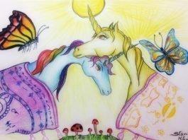 Unicornii iubirii