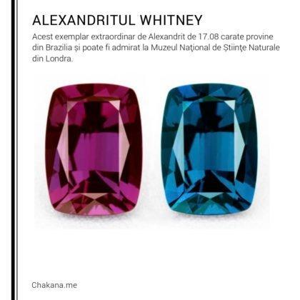Whitney Alexandrit