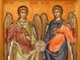 Arhanghelii Mihail și Gavriil