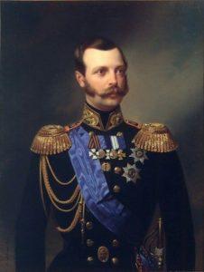 Țarul Alexandru al-II-lea