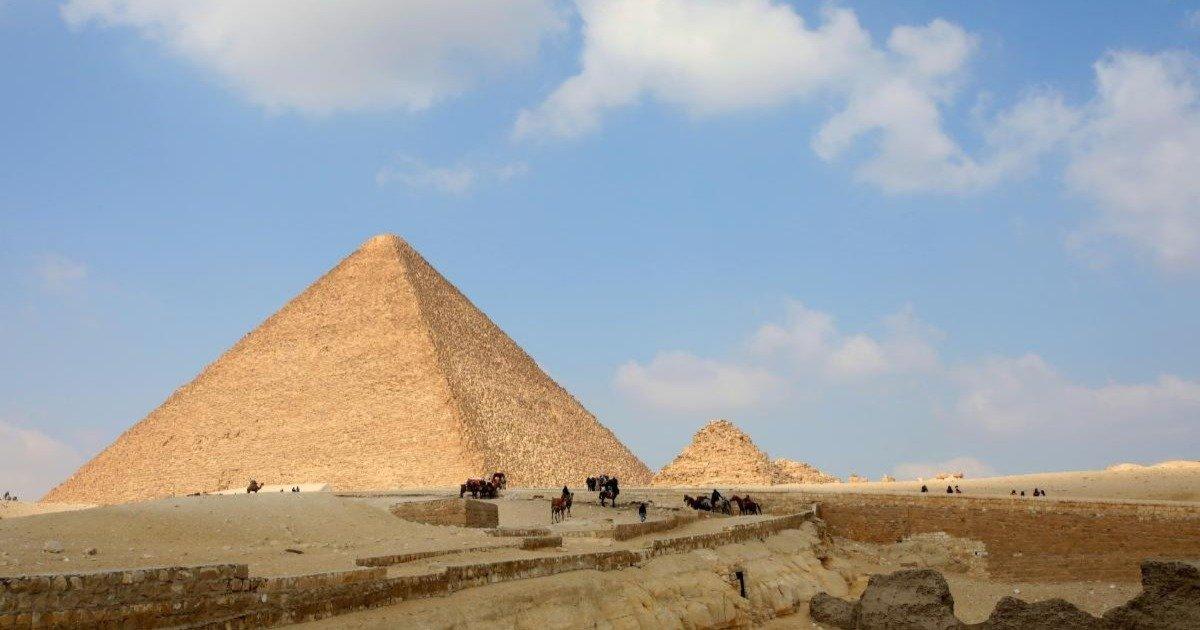 călătorie inițiatică în Egipt